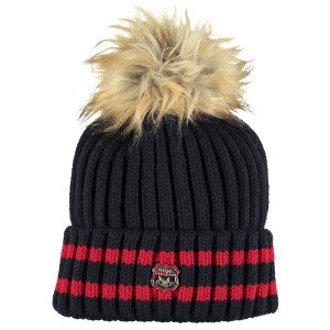 Superdry Aimee Stripe Ribbed Beanie Pipo