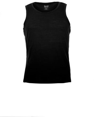 Supernatural Base Layer Tank Musta XL