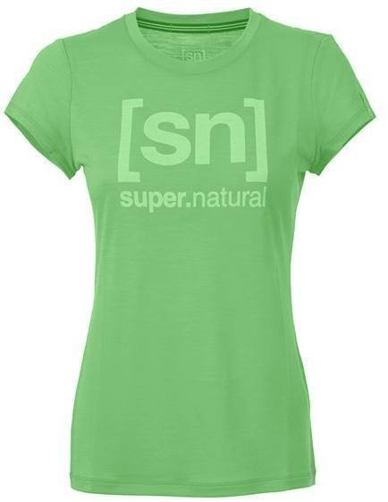 Supernatural Tempo Women's ID Tee Dark grey S