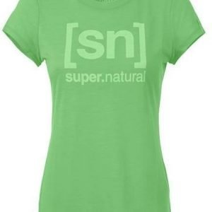 Supernatural Tempo Women's ID Tee Dark grey XS
