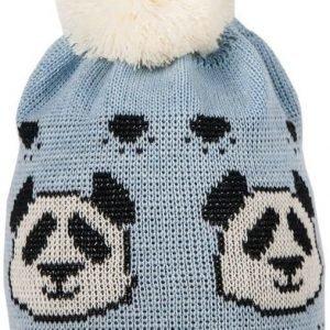 Superyellow Panda Jr Vaaleansininen