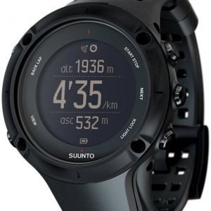 Suunto Ambit3 HR Peak Black