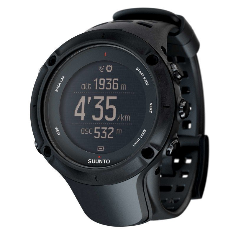 Suunto Ambit3 Peak (HR) One Size Black
