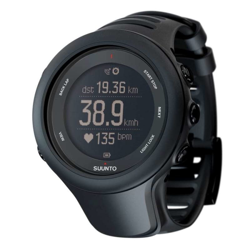 Suunto Ambit3 Sport (HR) One Size Black