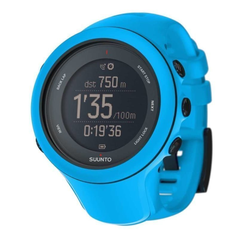 Suunto Ambit3 Sport (HR) One Size Blue
