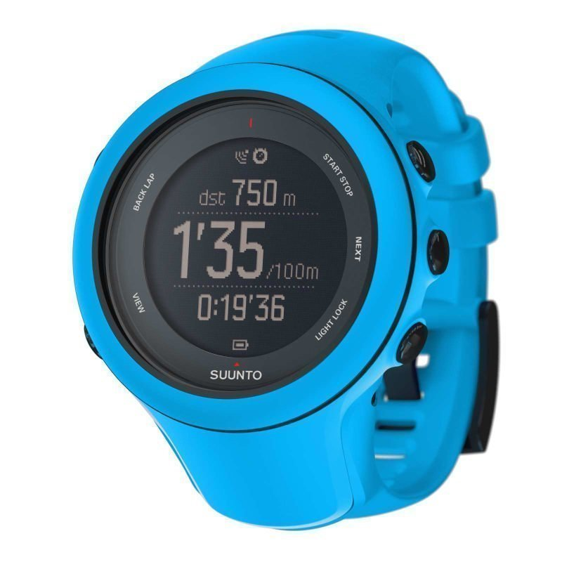 Suunto Ambit3 Sport One Size Blue