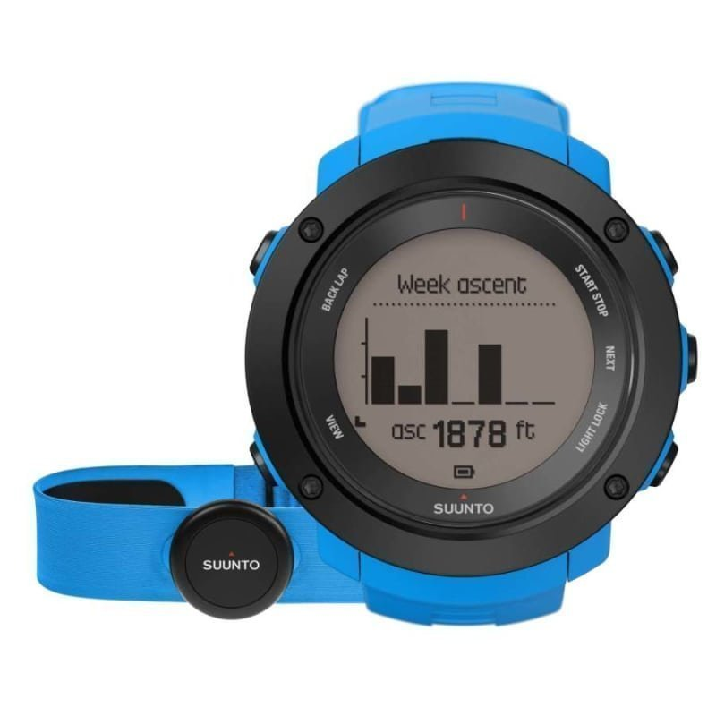 Suunto Ambit3 Vertical HR One Size Blue