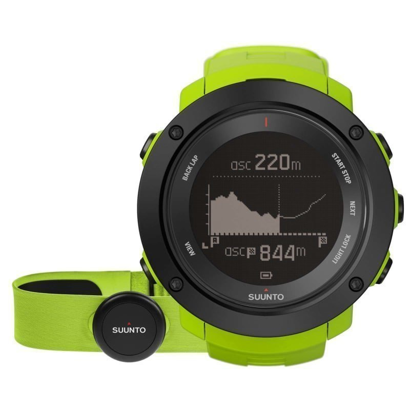 Suunto Ambit3 Vertical HR One Size Lime