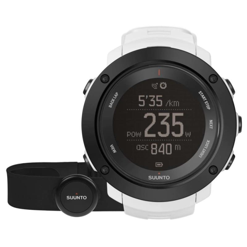 Suunto Ambit3 Vertical HR One Size White