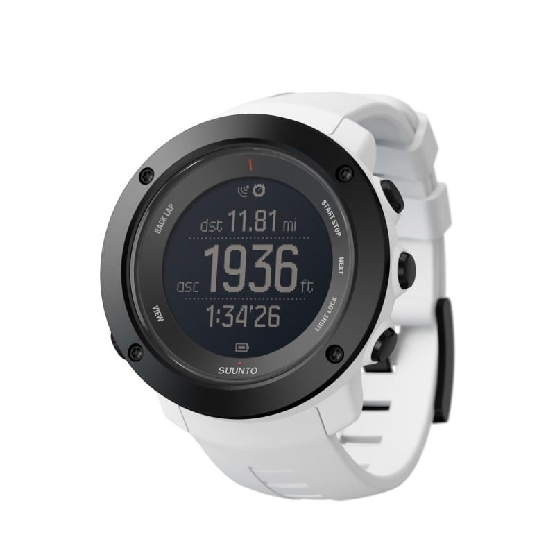 Suunto Ambit3 Vertical One Size White