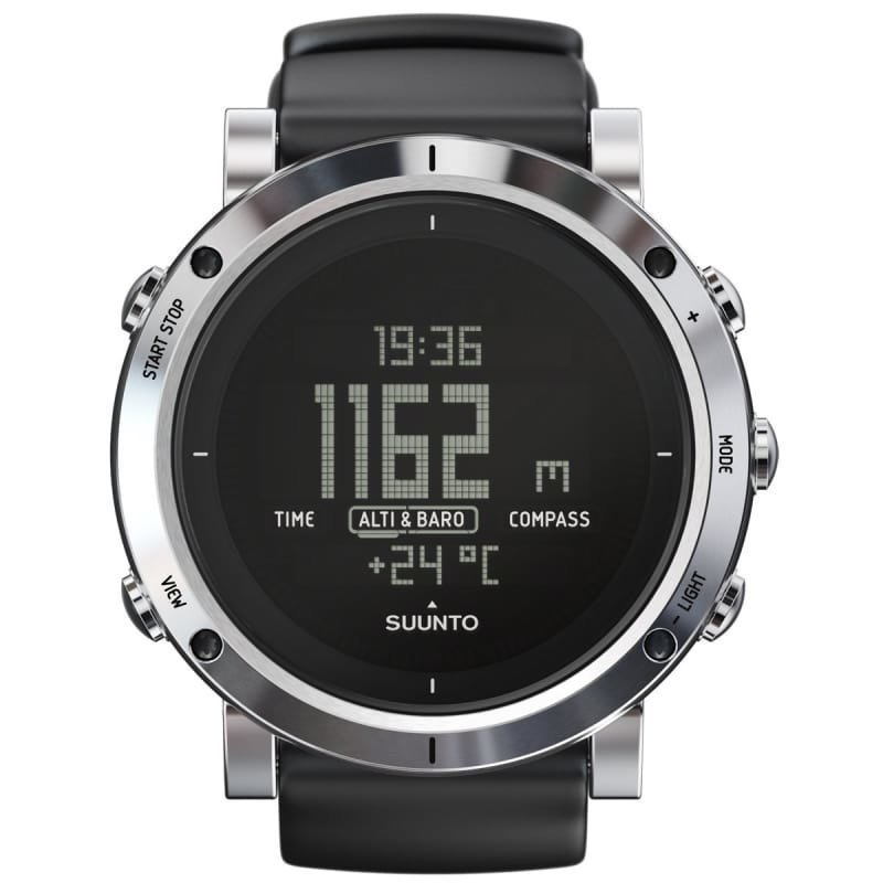 Suunto Core One Size Brushed Steel