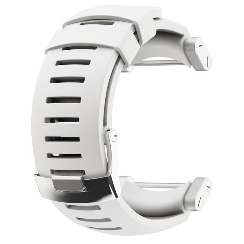 Suunto Core Rubber Strap One Size White