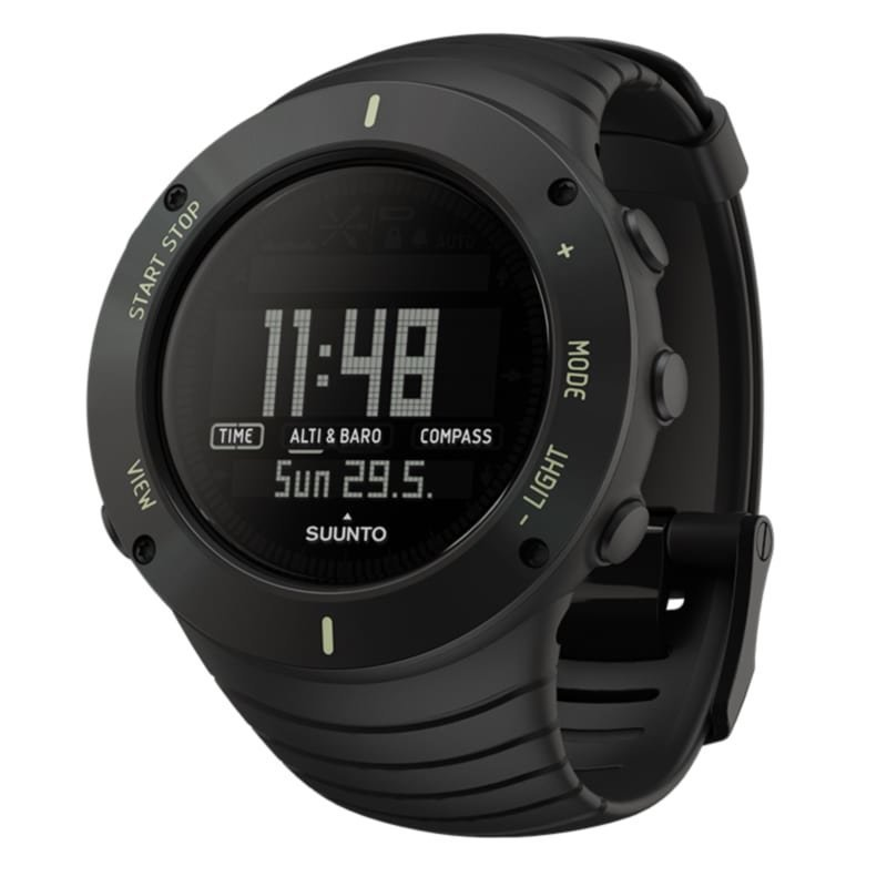 Suunto Core Ultimate One Size Black