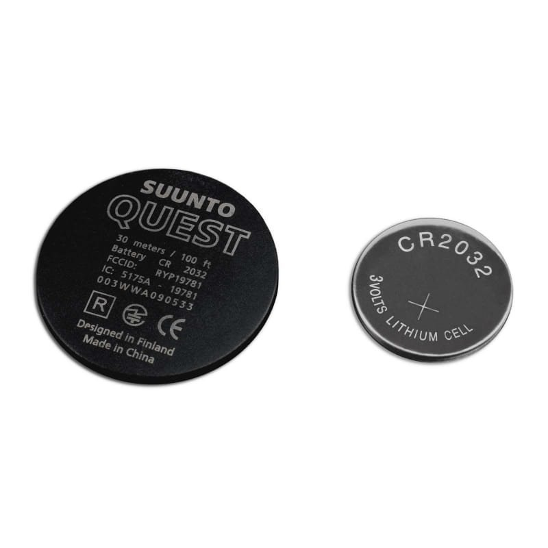 Suunto Quest Battery Repleacement 1SIZE One Colour