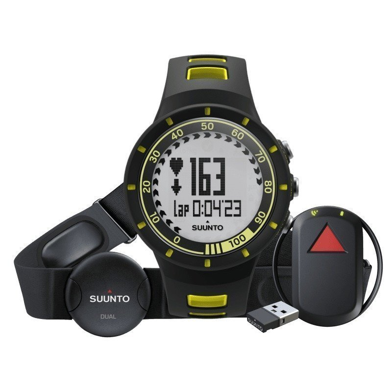 Suunto Quest GPS Pack One Size Yellow