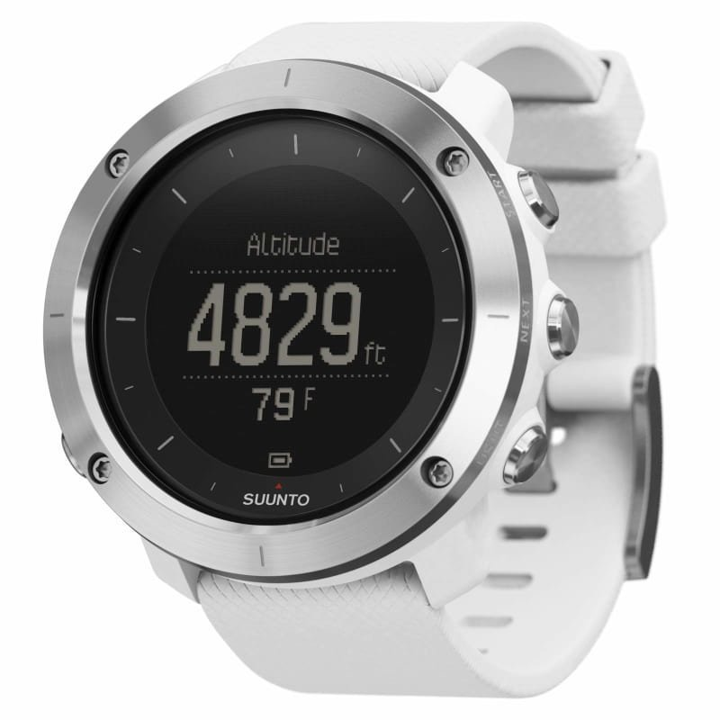 Suunto Traverse One Size White