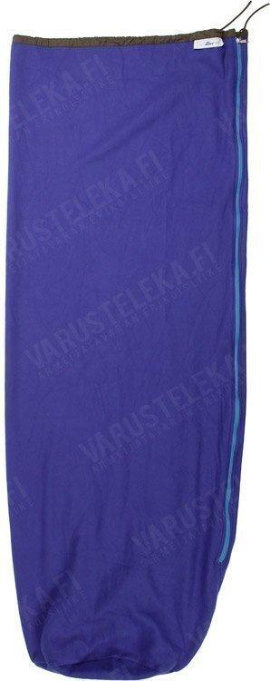 Sveitsiläinen makuupussin sisäpussi fleece ylijäämä