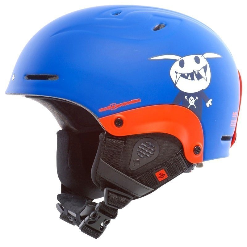Sweet Protection Blaster Kids Helmet ML Royal Blue