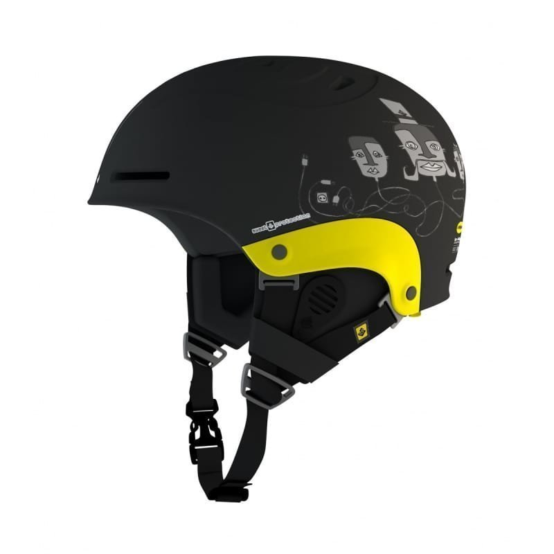 Sweet Protection Blaster Kids MIPS Helmet M/L Dirt Black