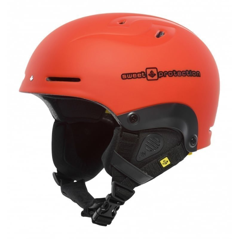 Sweet Protection Blaster MIPS Helmet S/M Shock Orange