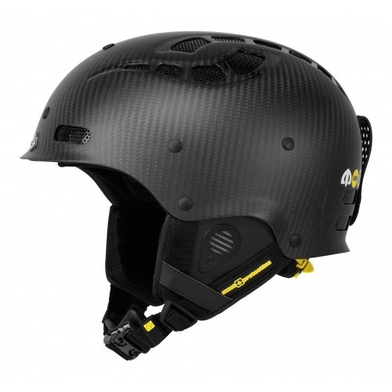 Sweet Protection Grimnir TE Helmet S/M Natural Carbon