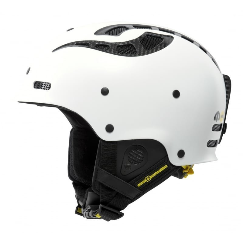 Sweet Protection Grimnir TE Helmet S/M Satin White