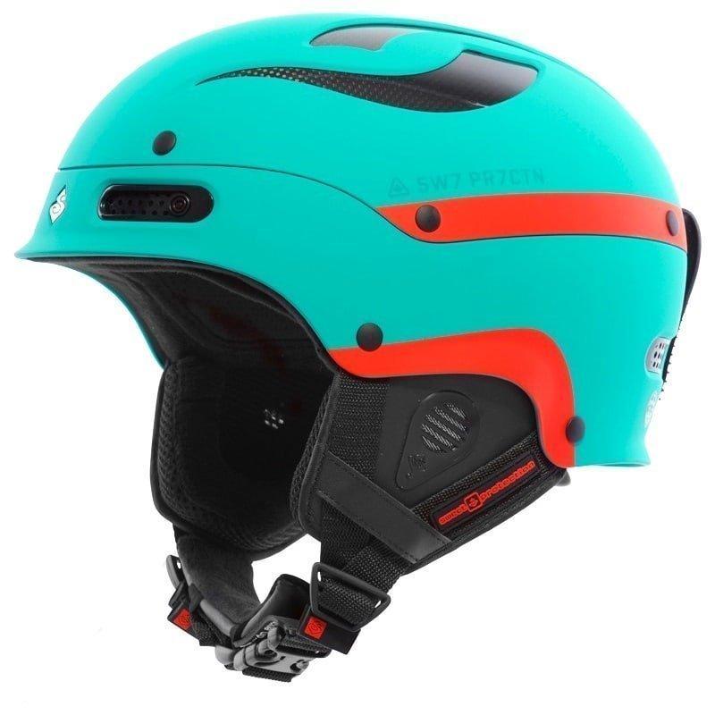 Sweet Protection Trooper Helmet LXL Powertool Green