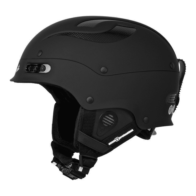 Sweet Protection Trooper Helmet M/L Dirt Black