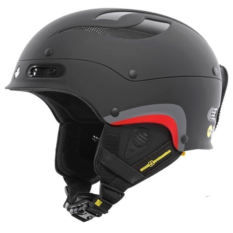 Sweet Protection Trooper MIPS SM Dirt Black