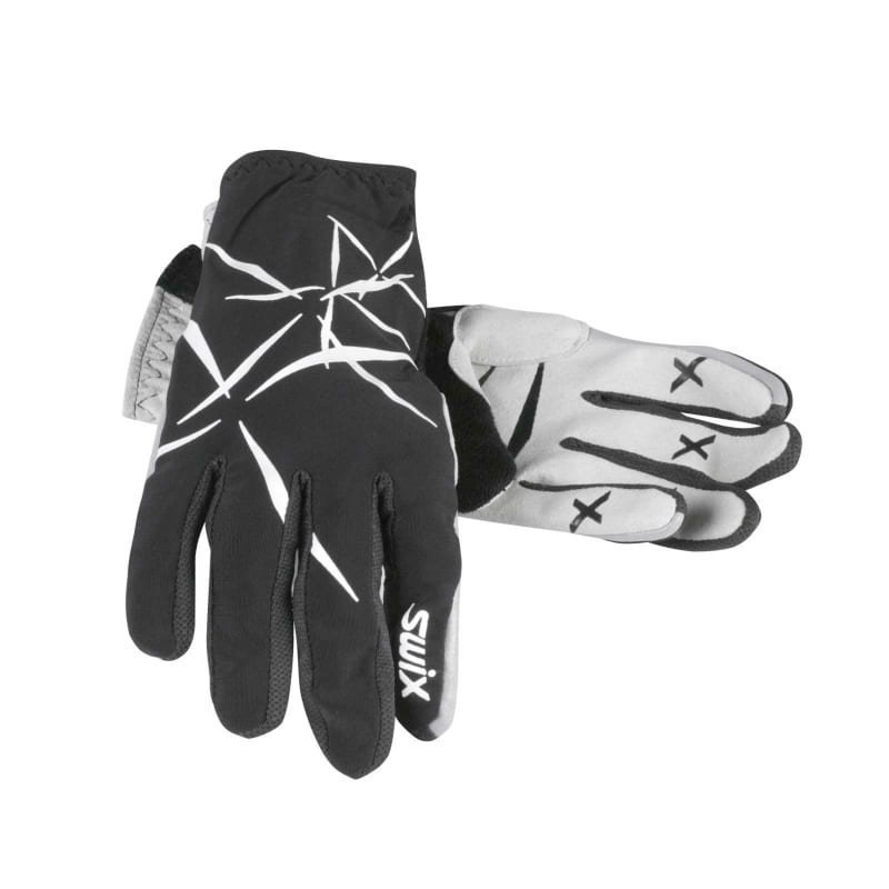 Swix 365-Training gloves Unisex XS Black