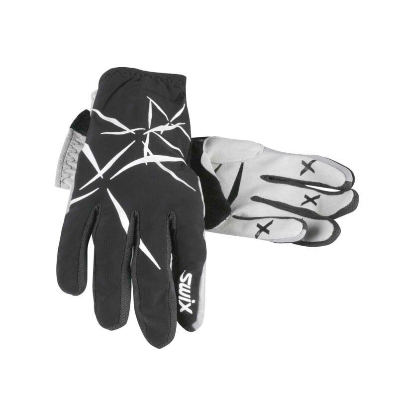 Swix 365-Training gloves Unisex XS Black