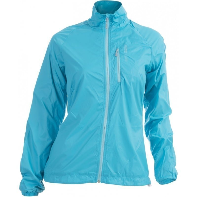 Swix Breeze Jacket Womens L Aurora