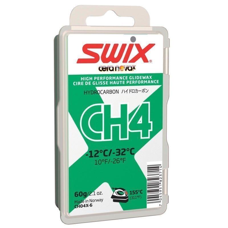 Swix Ch4X Green -12 °C/-32°C 60G
