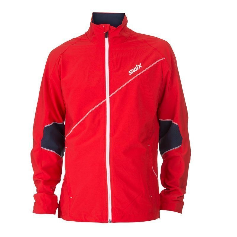 Swix Decibel Jacket Mens M Norwegian Mix