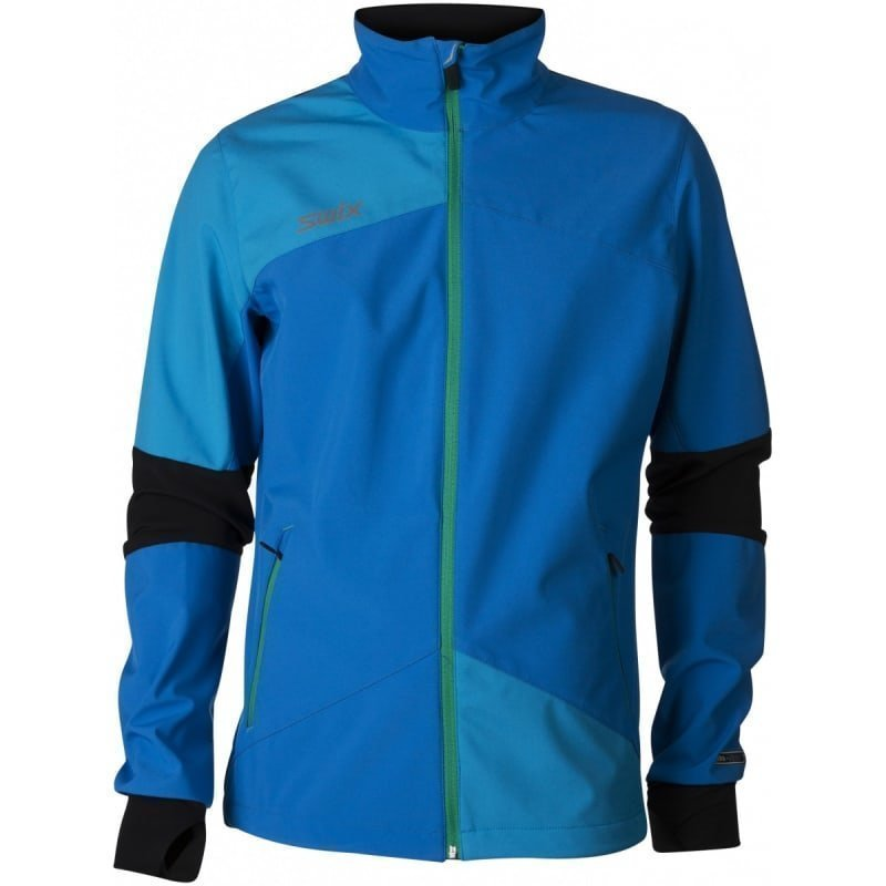 Swix Geilo Jacket Men's S Frozen Spring
