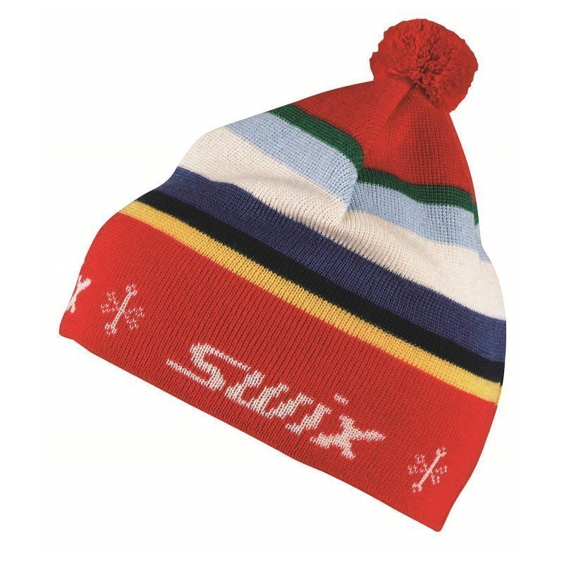 Swix Gunde Hat 58 Red