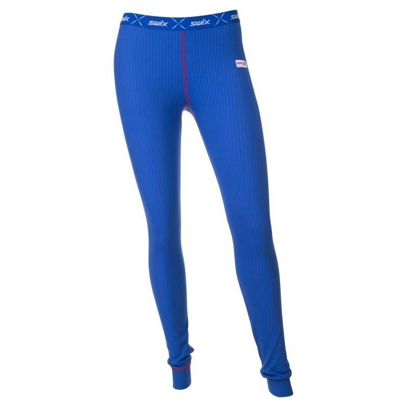Swix RaceX Bodywear Pants Womens XS Mazarin Blue/Bright Fuchsia