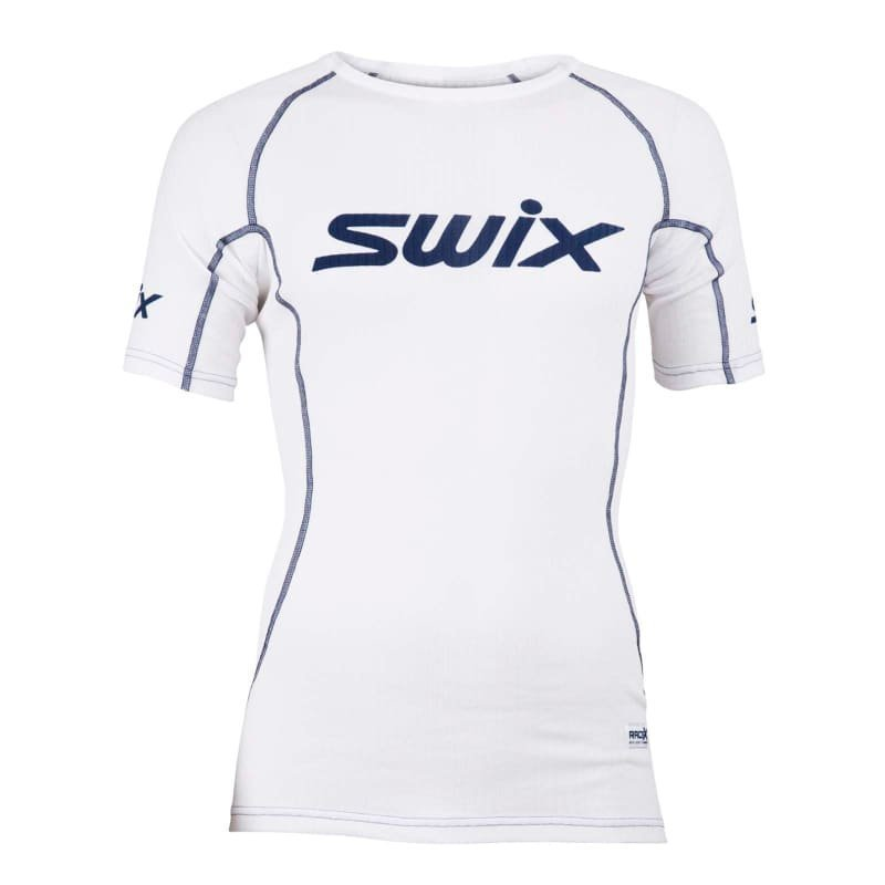 Swix RaceX bodyw SS Mens XXL Klarhvit