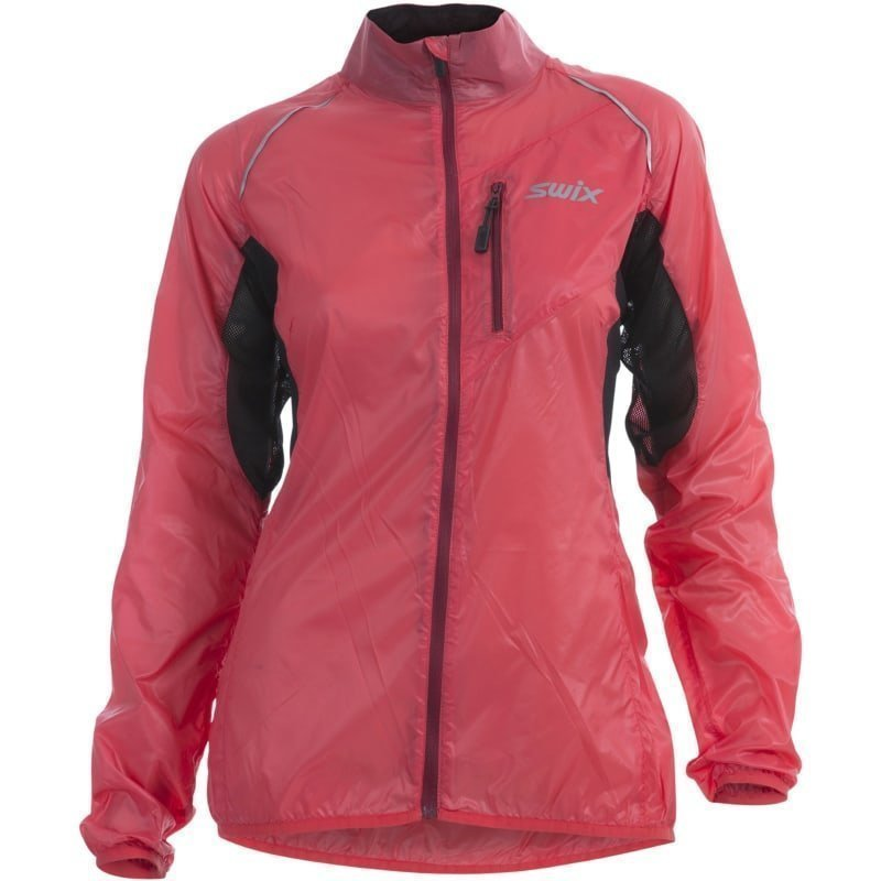 Swix Versatile jacket Womens M Fire
