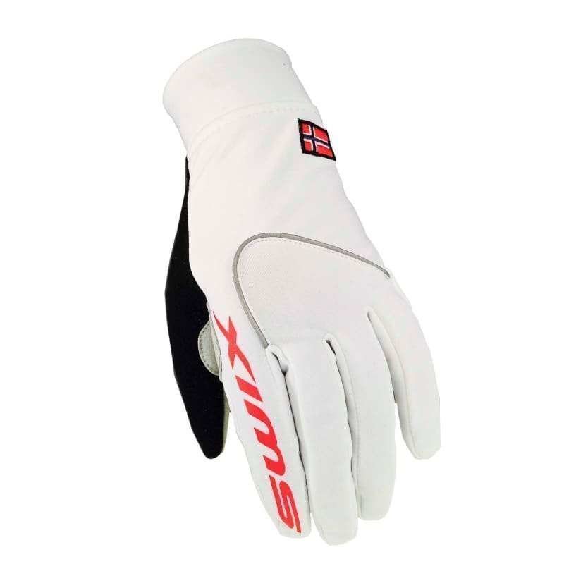 Swix XC 1000 Glove Mens S Bright White
