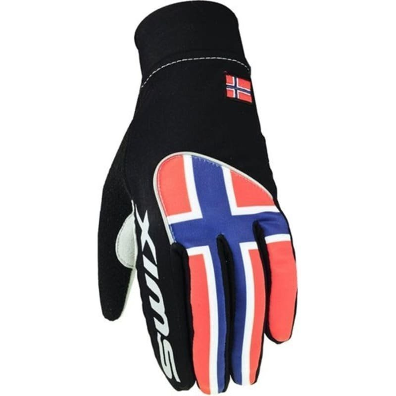 Swix XC 1000 Glove Womens L Norwegian Mix