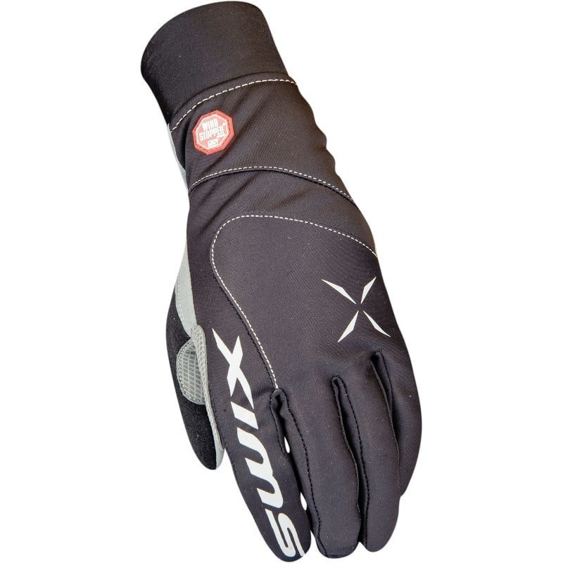 Swix XC 1000 Glove Womens L Sort