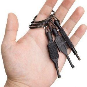 TCH Käsirauta-avain