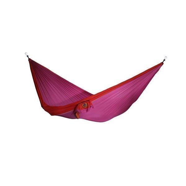 TTTM MoonHammock Single yhden hengen riippumatto pinkki/punainen