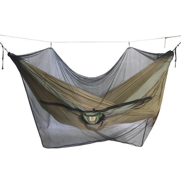 TTTM MoonMosquito Net hyttysverkko hammockiin musta