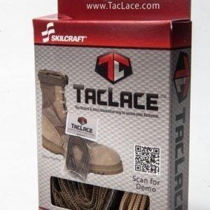 Taclace-pikanauhajärjestelmä musta