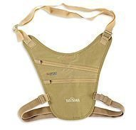 Tatonka Skin Chest Holster RFID suojattu kaulapussi natural