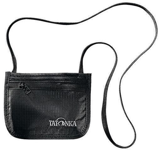 Tatonka Skin ID Pocket kaulapussi musta
