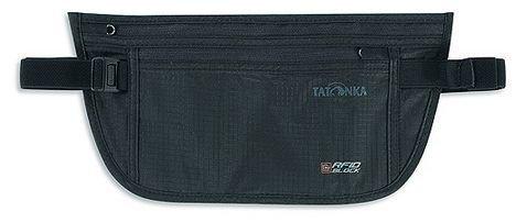 Tatonka Skin Moneybelt RFID musta vyölaukku