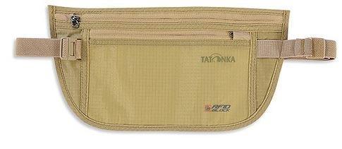 Tatonka Skin Moneybelt RFID vaaleanruskea vyölaukku